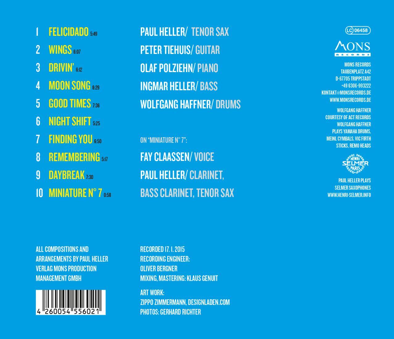 Ed Partyka - Overcast - Back