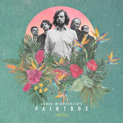 "Jonas Windscheid's Paintbox – ""Alto"""