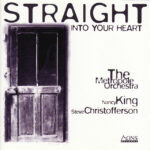 """""""Straight Into Your Heart"""" - Metropole Orchestra, Nancy King & Steve Christofferson"""